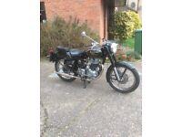 Royal Enfield Bullet 350 Motorbike - V Reg 1999 - £1795 ono