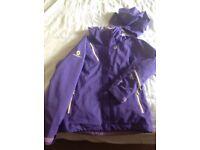 Ladies ski jacket, medium,gortex, SCOTT,excellent condition.