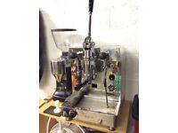 Mobile or shop espresso equipment