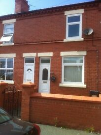 3 bed unfurnished house bills not included within easy access of eagles meadow and ind est