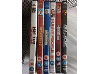 6 DVD Bundle