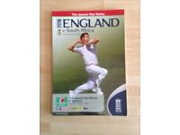 An Official Programme and Match Day Ticket of the England v South Africa Test Match in 2008. for sale