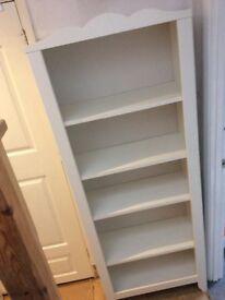 Ikea shelving unit /bookcase white