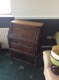 Gorgeous bureau ideal for upcycle project