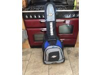 Acoustic guitar case soft padded
