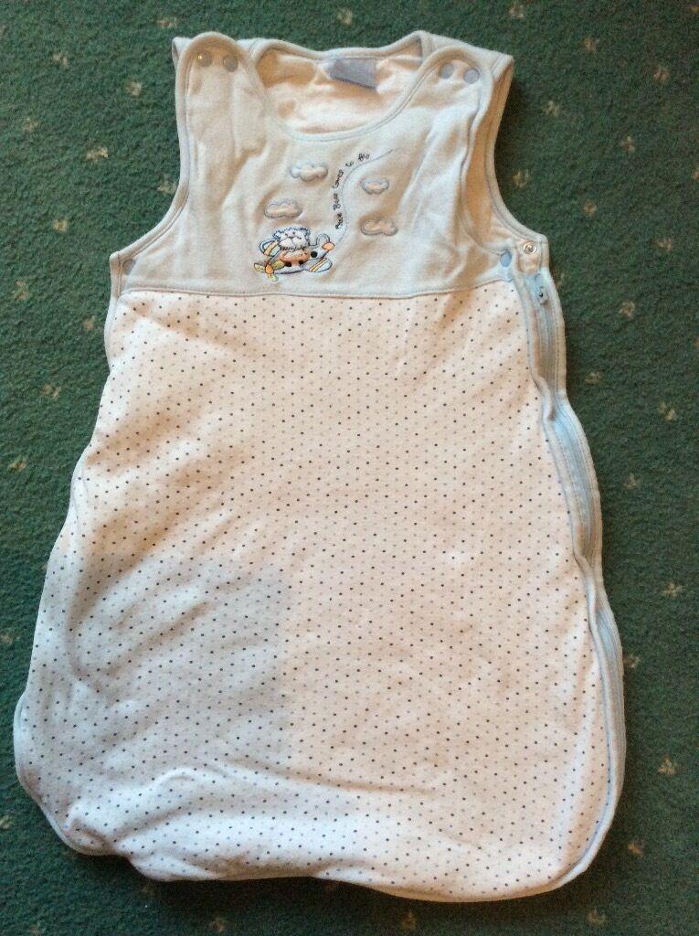 Baby sleeping bag 0-6 months