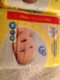 Nappies - Little Angels from Asda