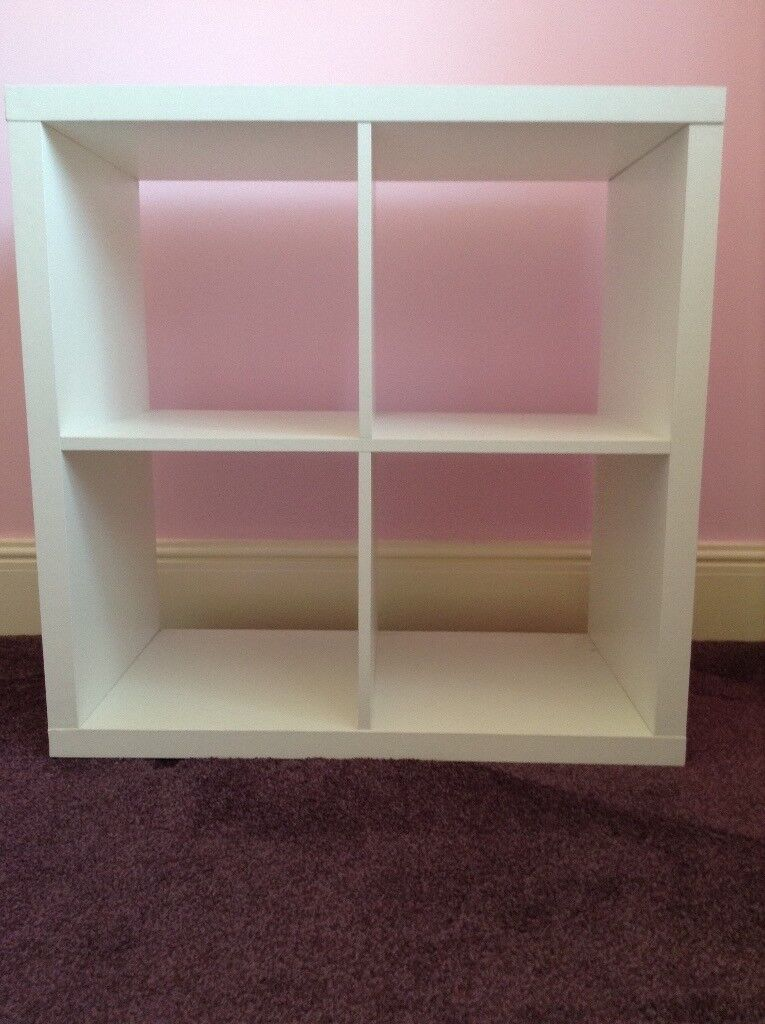 best service 2a975 59563 White Homebase Flexi Storage Clever Cube 2x2 | in Andover, Hampshire |  Gumtree