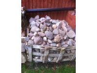 River Boulders/Decorative Duck Stones