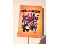 The Big Bang Theory S1-5 DVD Boxset
