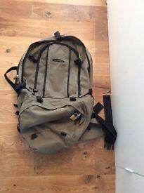Eurohike travelling backpack