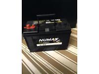 NUMAX XV31MF 110AH LEISURE BATTERY