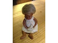 Sasha Baby Doll - in good condition, with original dress. Hardly played with, used as display