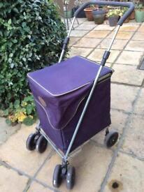 Sholley shopping trolley