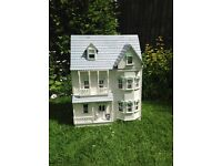 Beautiful child's Doll's house for sale