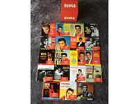 ELVIS THE KING SPECIAL SINGLES BOX