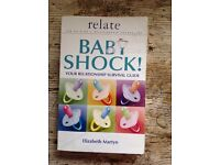 Baby Shock relate book £1 HAROLD HILL
