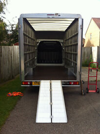 Man with a Van, House Removals, Office Removals, Removals Company, Removals Service, Courier