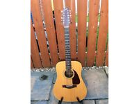 Fender 12 string acoustic mid 80's excellent condition