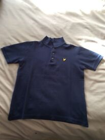 BOYS LYLE AND SCOTT POLO SHIRT