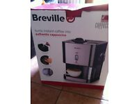 Breville Coffee Cappuccino Machine