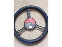 Brand new steering wheel cover