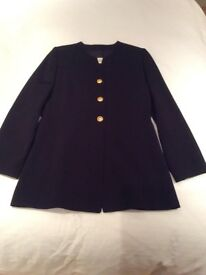 Ladies Viyella Navy Suit