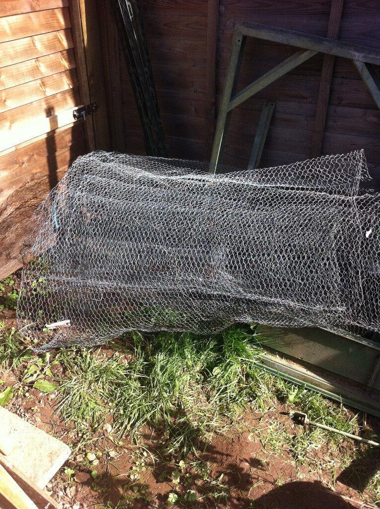 used chicken wire