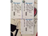 3 seated little mix tickets.