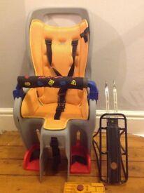 Topeak Bike Seat + Rack