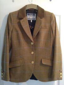 joules smart wool blazer/jacket