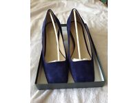 As new Hobbs Georgia Court Shoes Size 6