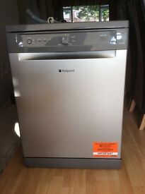 Hotpoint Dishwasher, under a year old, only selling due to having a new kitchen fitted. £120 OVNO.