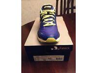 Ladies Asics Nimbus 18 running shoes, UK size 8.5