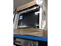Electric single oven new in package 12 mth gtee