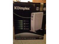 Dimplex 2KW Eco Oil Free Column Heater