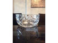 Ralph Lauren Royalton Crystal Fruit Bowl