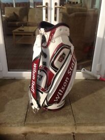 Wilson staff tour bag