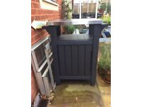 Barbecue storage table - new