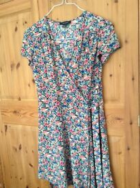primary ladies floral dress size 12