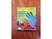 GCSE Statistics Revision book with CD-ROM