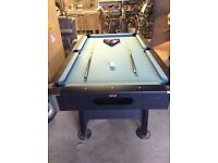 BCE sports pool table