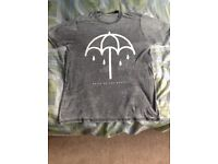 Bring Me The Horizon t-shirt mens large