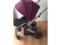 Oyster Pushchair with Accessories