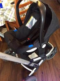 Mothercare Xpedior pram/pushchair