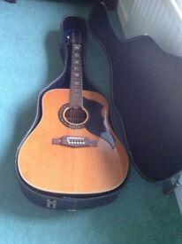 Eko Ranger 12 string guitar. About 40 years old.