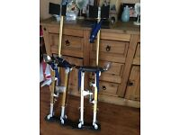 Plasterers stilts as new! Never used