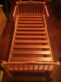 Junior bed for sale