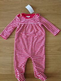 Ralph Lauren baby girls baby grow size 6 months Brand New with tags