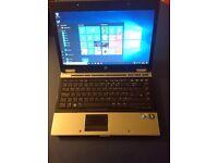 hp laptop 8440p intel i5 2.40Ghz, 320gb HD(7200rpm), 4gb (6 or 8gb) ram